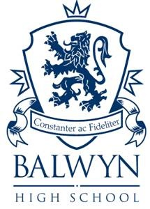 Balwyn High
